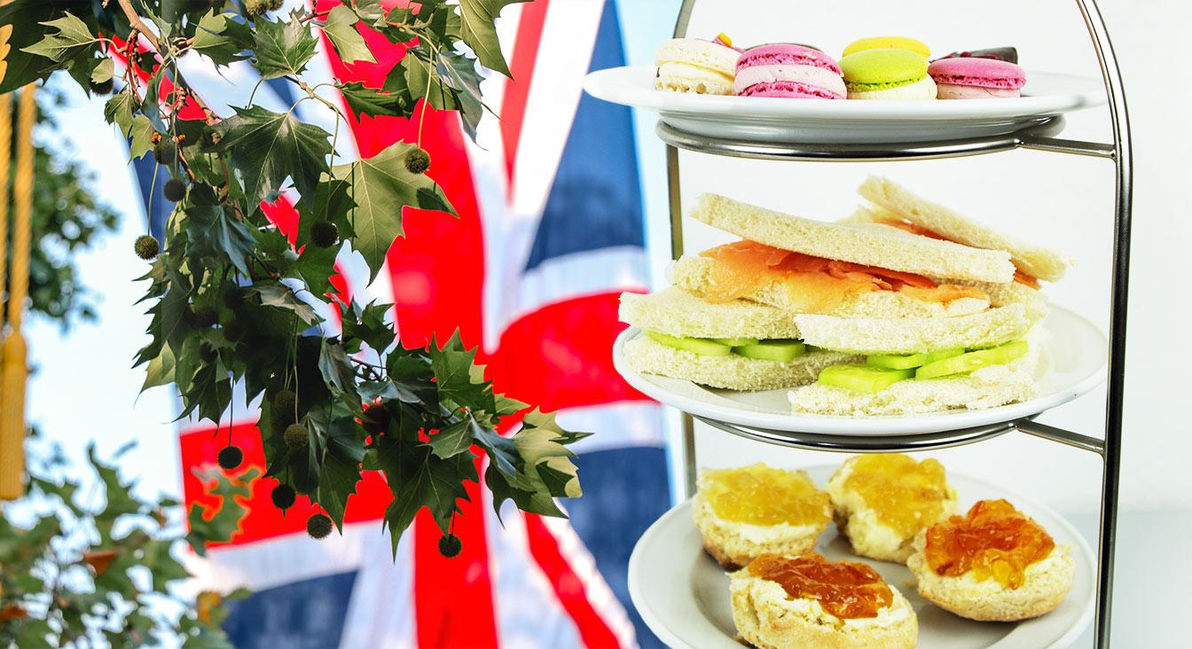 English Tea Time   Mit Scones und Clotted Cream   Genusswelt