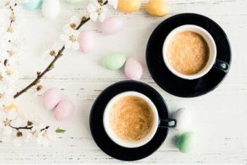Ostern Kaffee