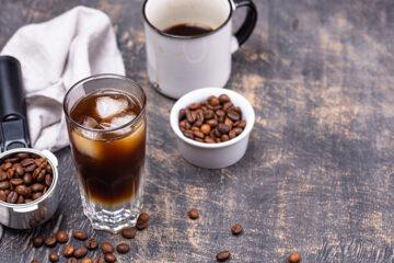 Espresso Tonic Getränk