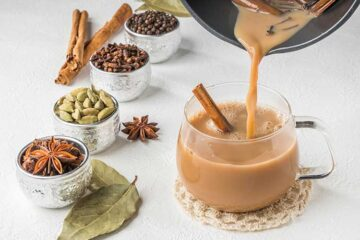 Masala Chai - Chai Latte